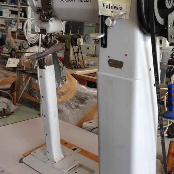 Macchina da cucire adler a colonna alta morini for Ponte a colonna usato