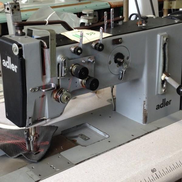 Macchina da cucire adler 267 triplicemorini macchine for Macchine da cucire usate
