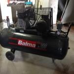 compressore balma 200