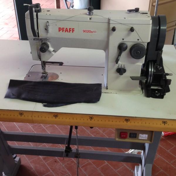 Macchina da cucire pfaff 9020 u53 revisionata morini for Macchine da cucire usate