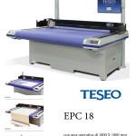 EPC 18 banco da Taglio TESEO