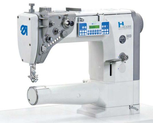 Adler 969 190180 macchina da cucire per materiale pesante for Macchine da cucire usate